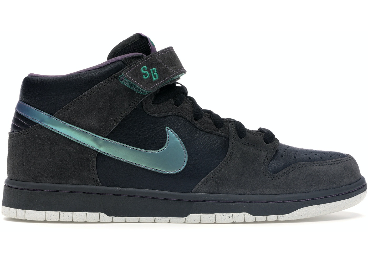 online retailer 28535 837eb Nike SB Dunk Mid Northern Lights