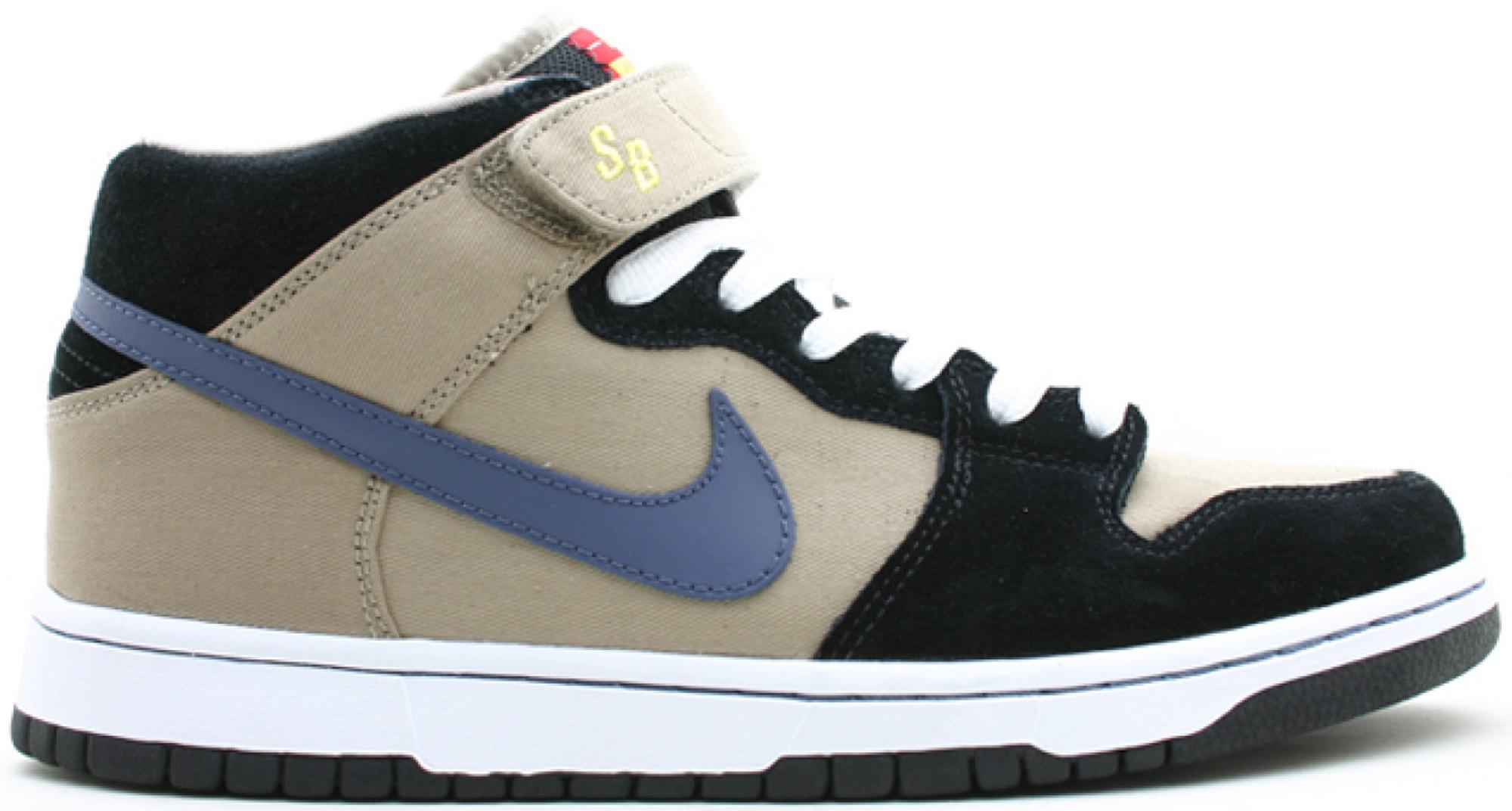 Nike SB Dunk Mid Workwear