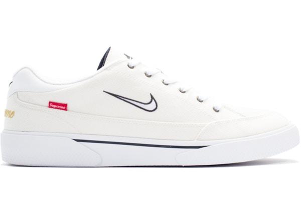 bliżej na kupuję teraz szeroki wybór Nike SB GTS Supreme White - 801621-014