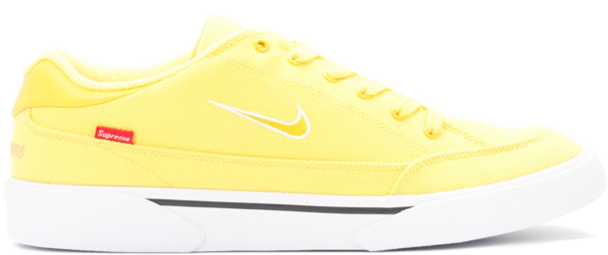 Nike SB GTS Supreme Yellow - 801621-771