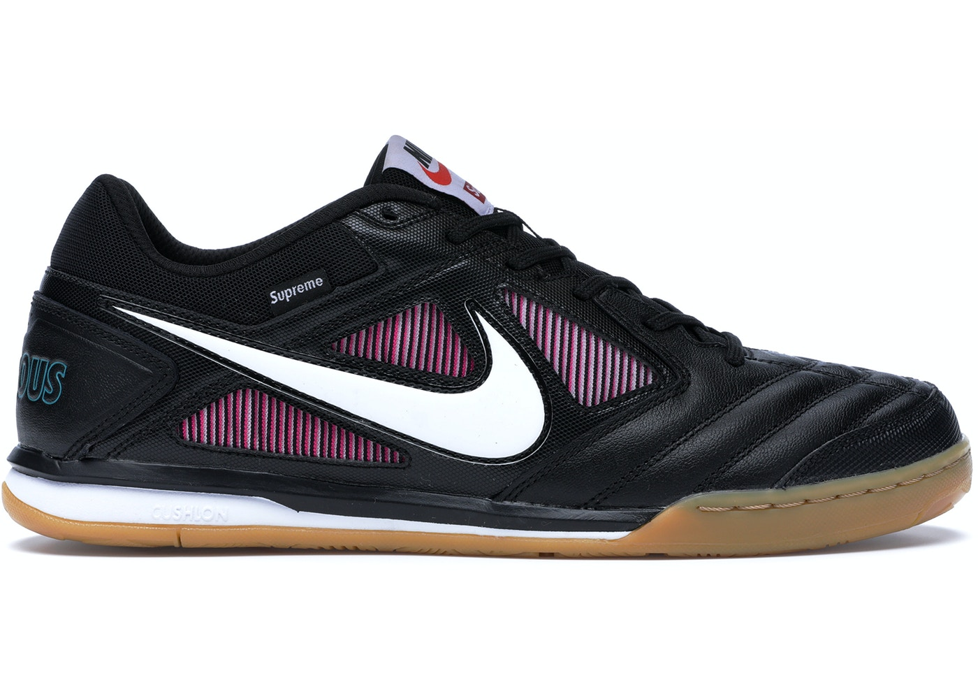 4abc5148d586 Nike SB Gato Supreme Black - AR9821-001