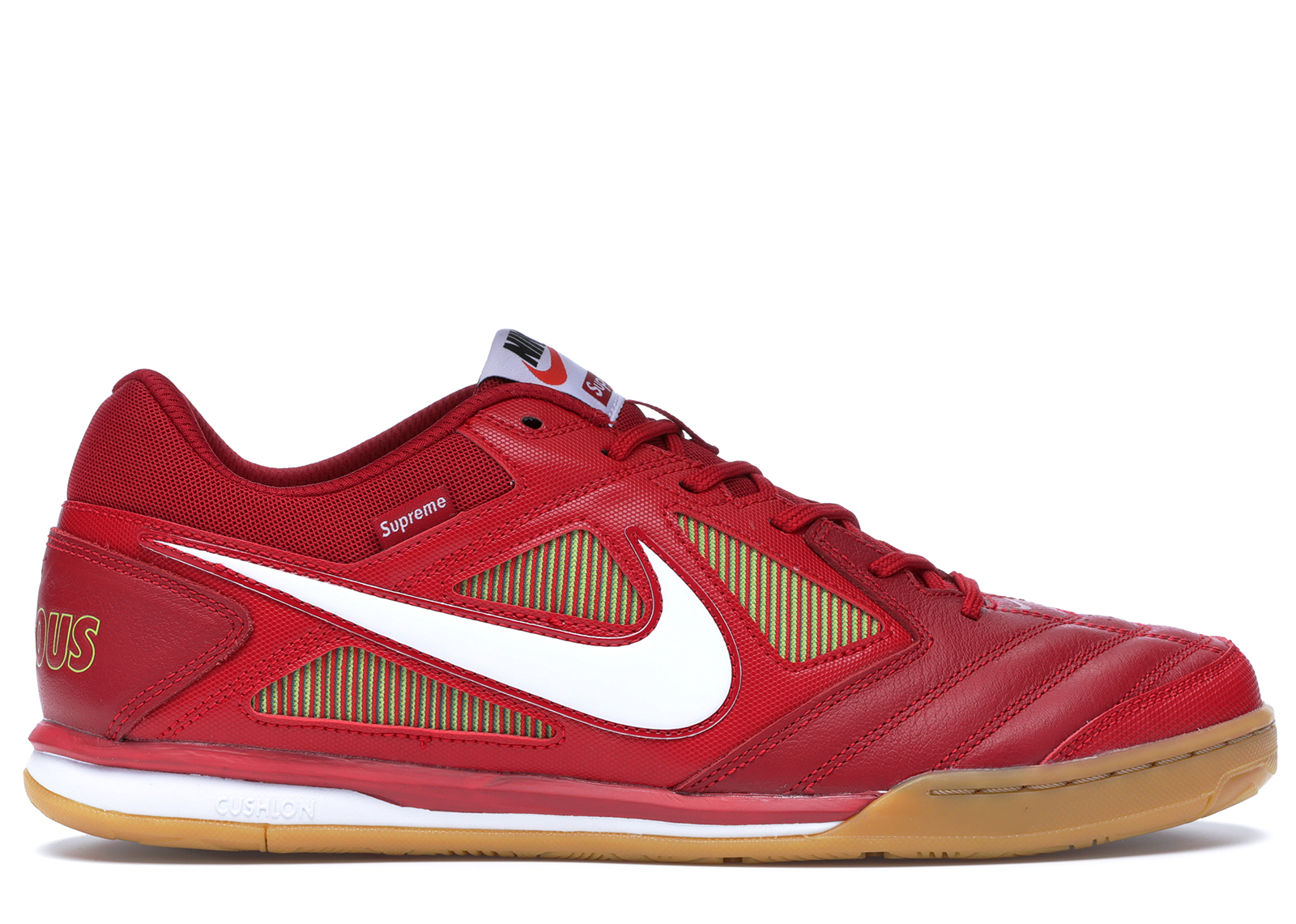 finest selection 2c3ae 50be4 ... netherlands nike sb gato supreme red 509ea e1420