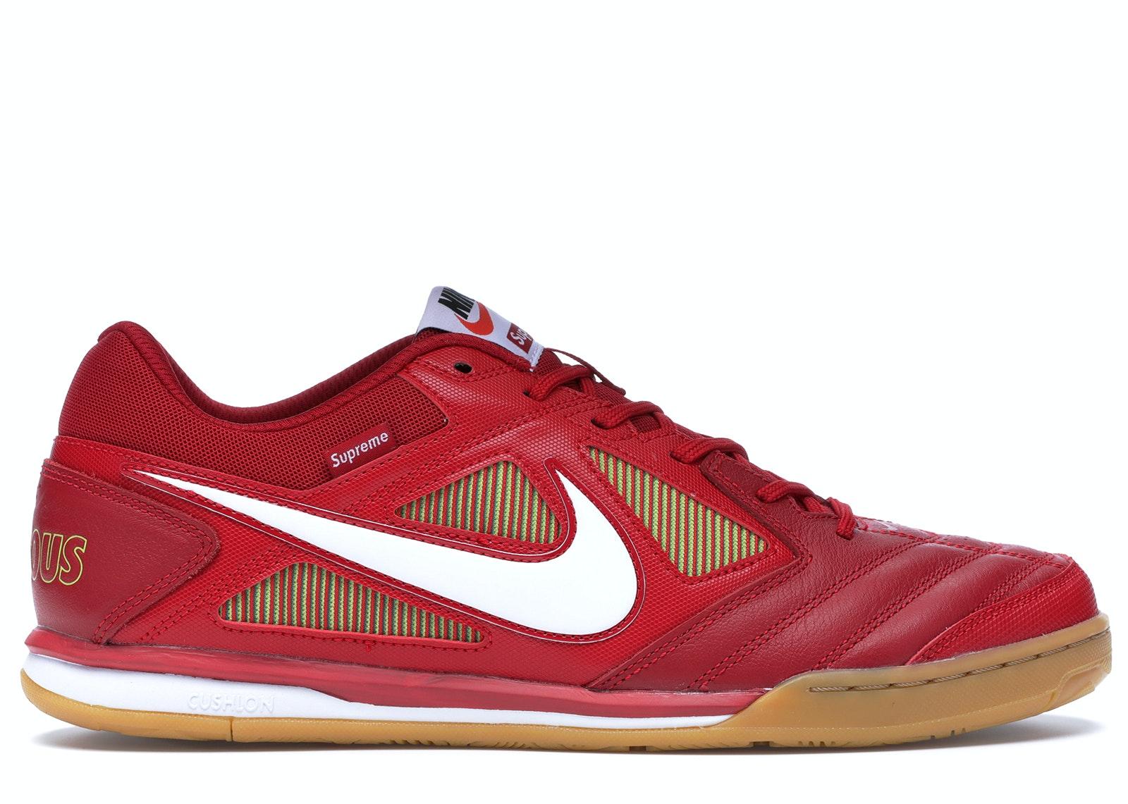 Nike SB Gato Supreme Red
