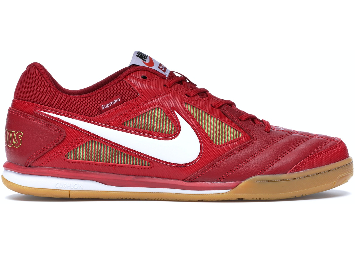 55bde668 Nike SB Gato Supreme Red - AR9821-600