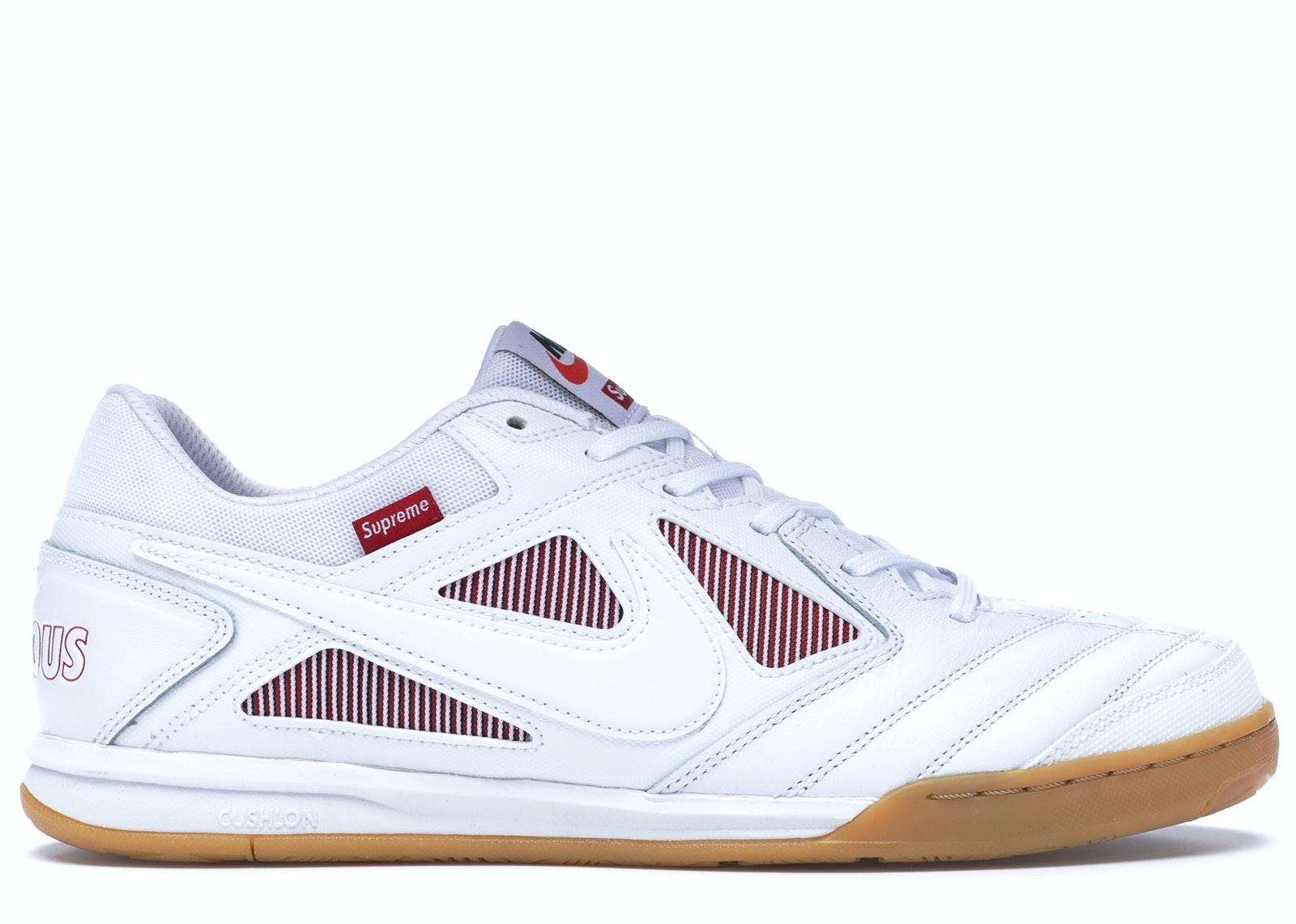Nike SB Gato Supreme White