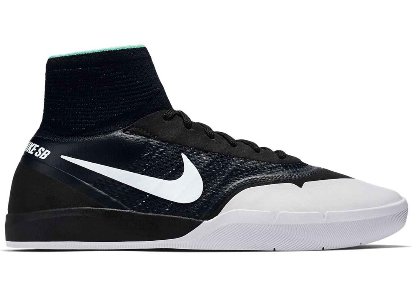 Descompostura resultado consumo  Nike SB Hyperfeel Koston 3 Black White - 860627-010