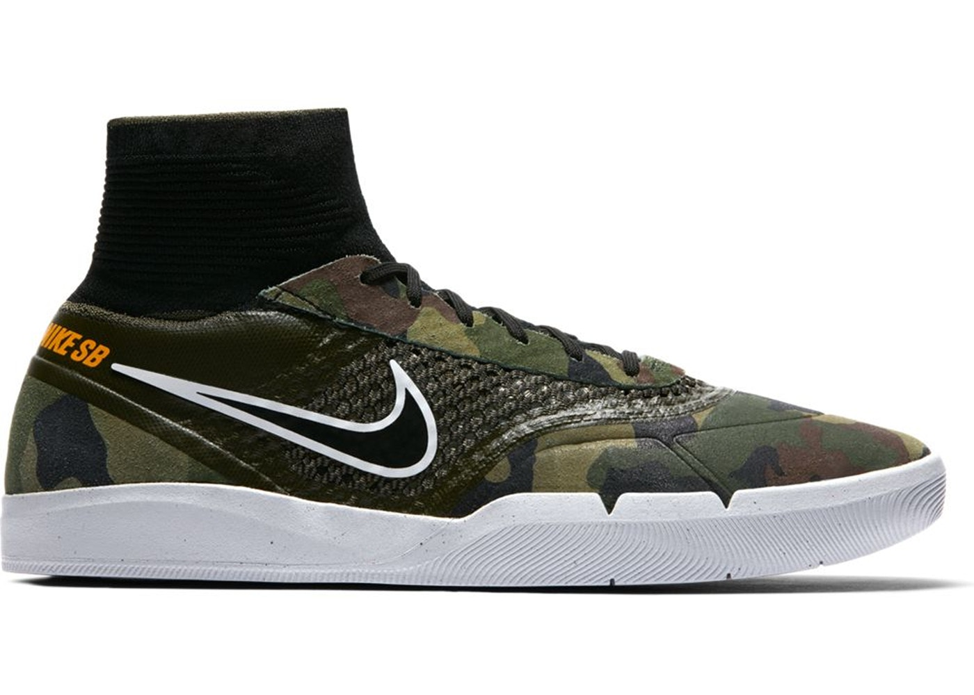 Evacuación Ubicación Melancolía  Nike SB Hyperfeel Koston 3 Camo - 819673-381