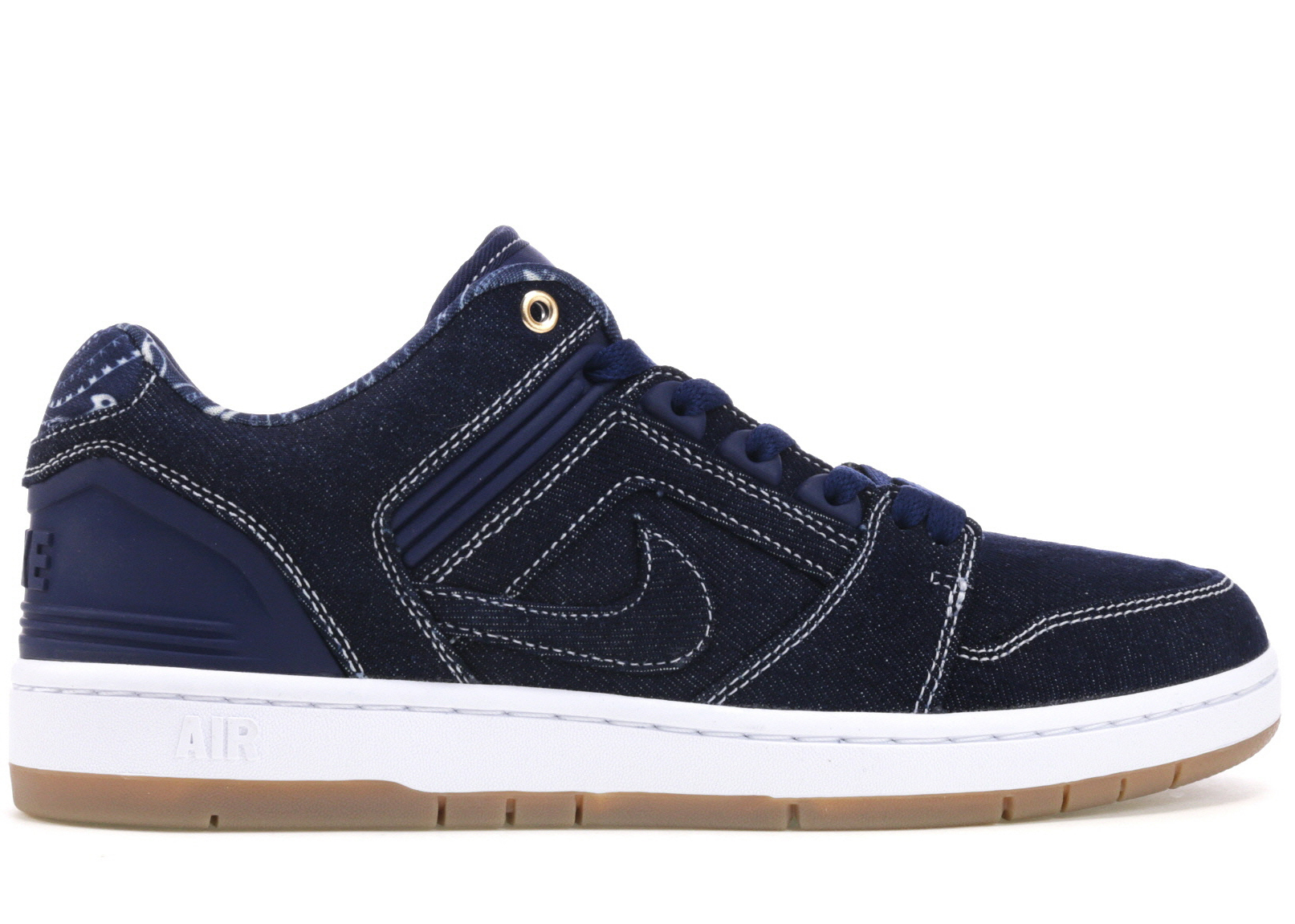 Nike SB Air Force 2 Low Rivals Pack (West)
