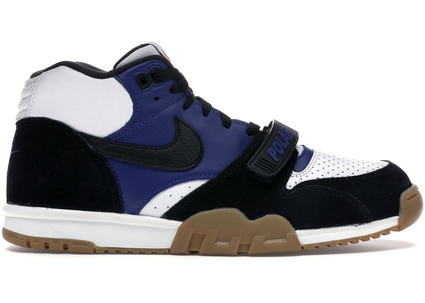 closer at big discount top design Nike SB Air Trainer 1 Polar Skate Co