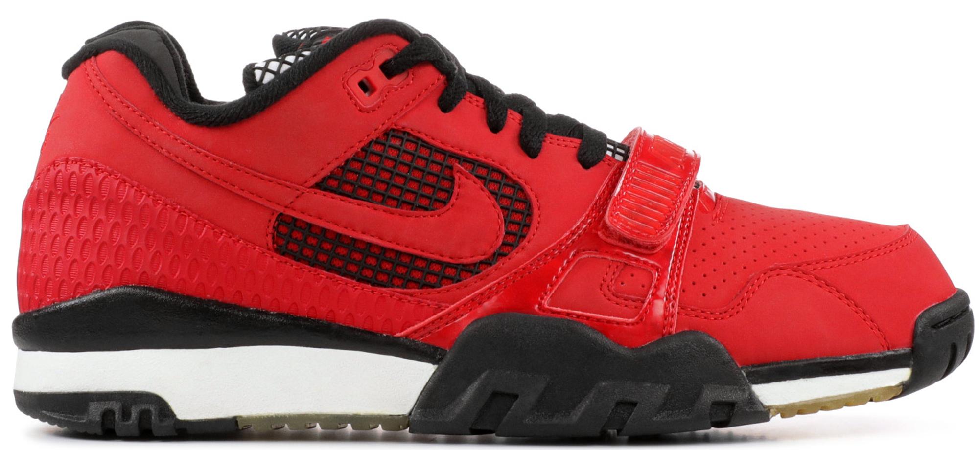 Nike SB Air Trainer 2 Supreme Red