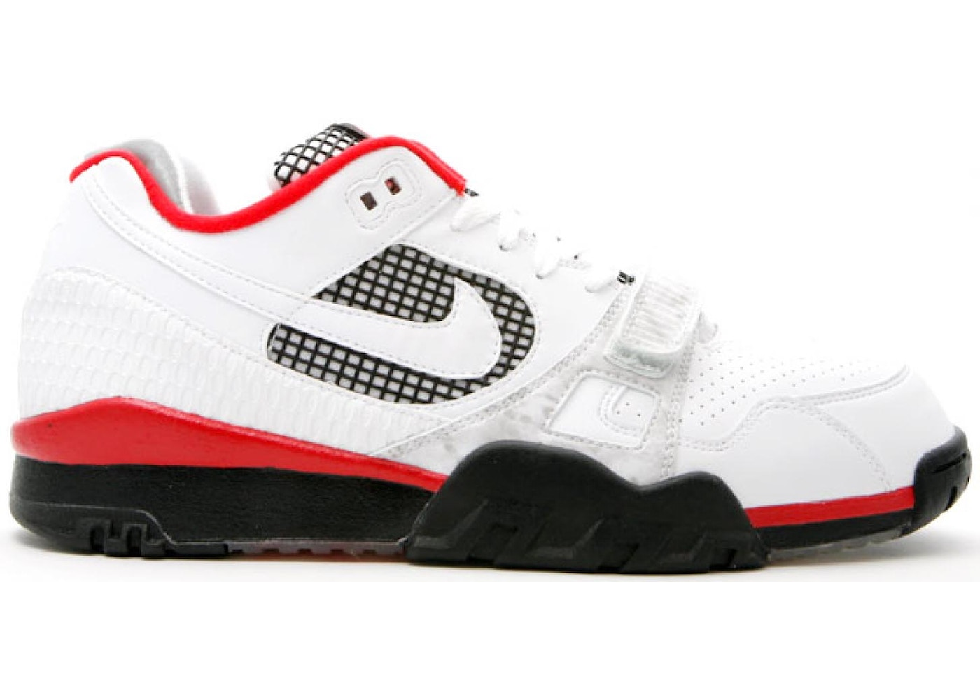 1ac203f3 Nike SB Air Trainer 2 Supreme White - 317646-111