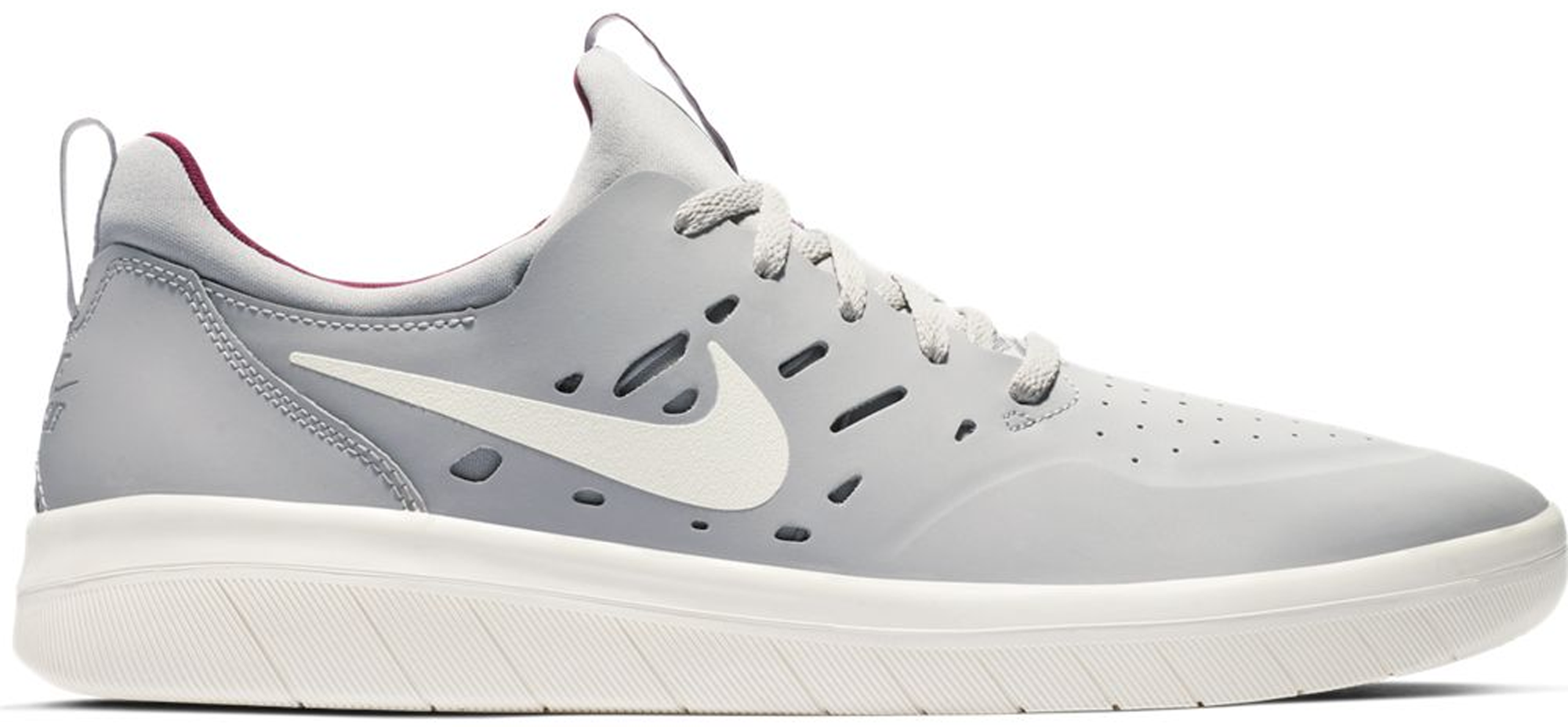 Nike SB Nyjah Atmosphere Grey True