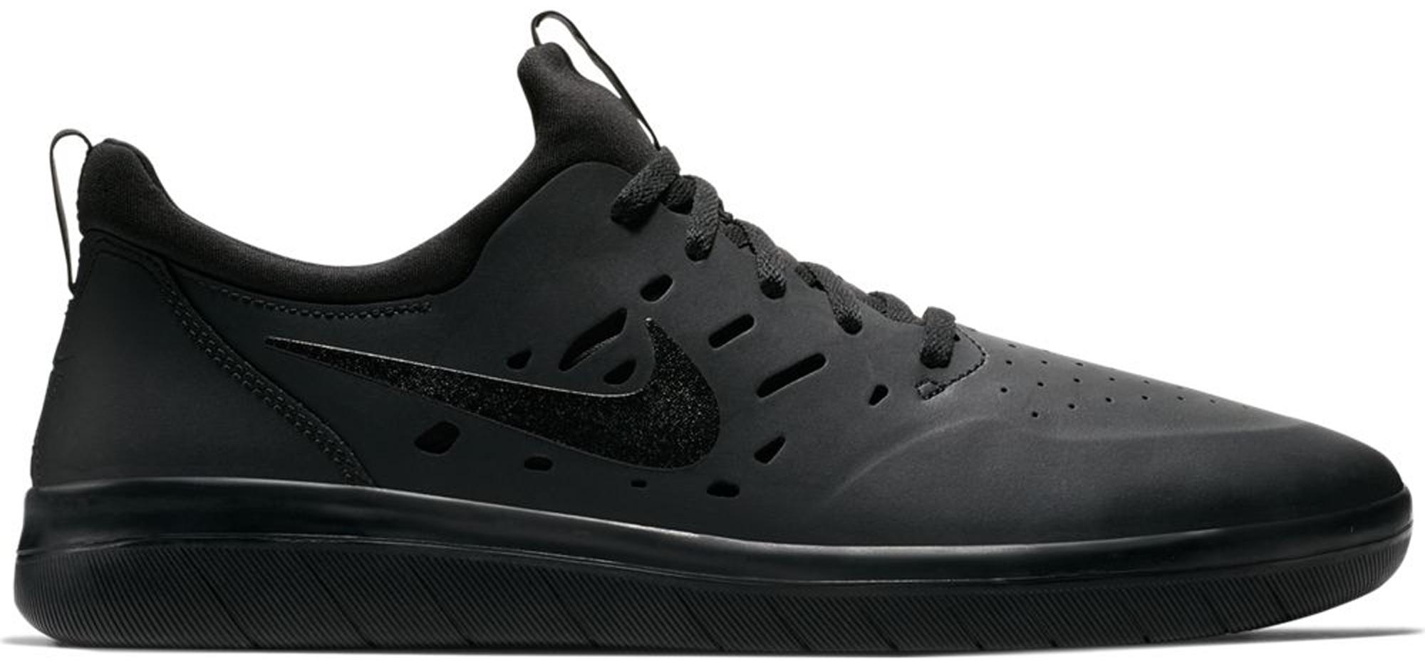 Nike SB Nyjah Free Triple Black