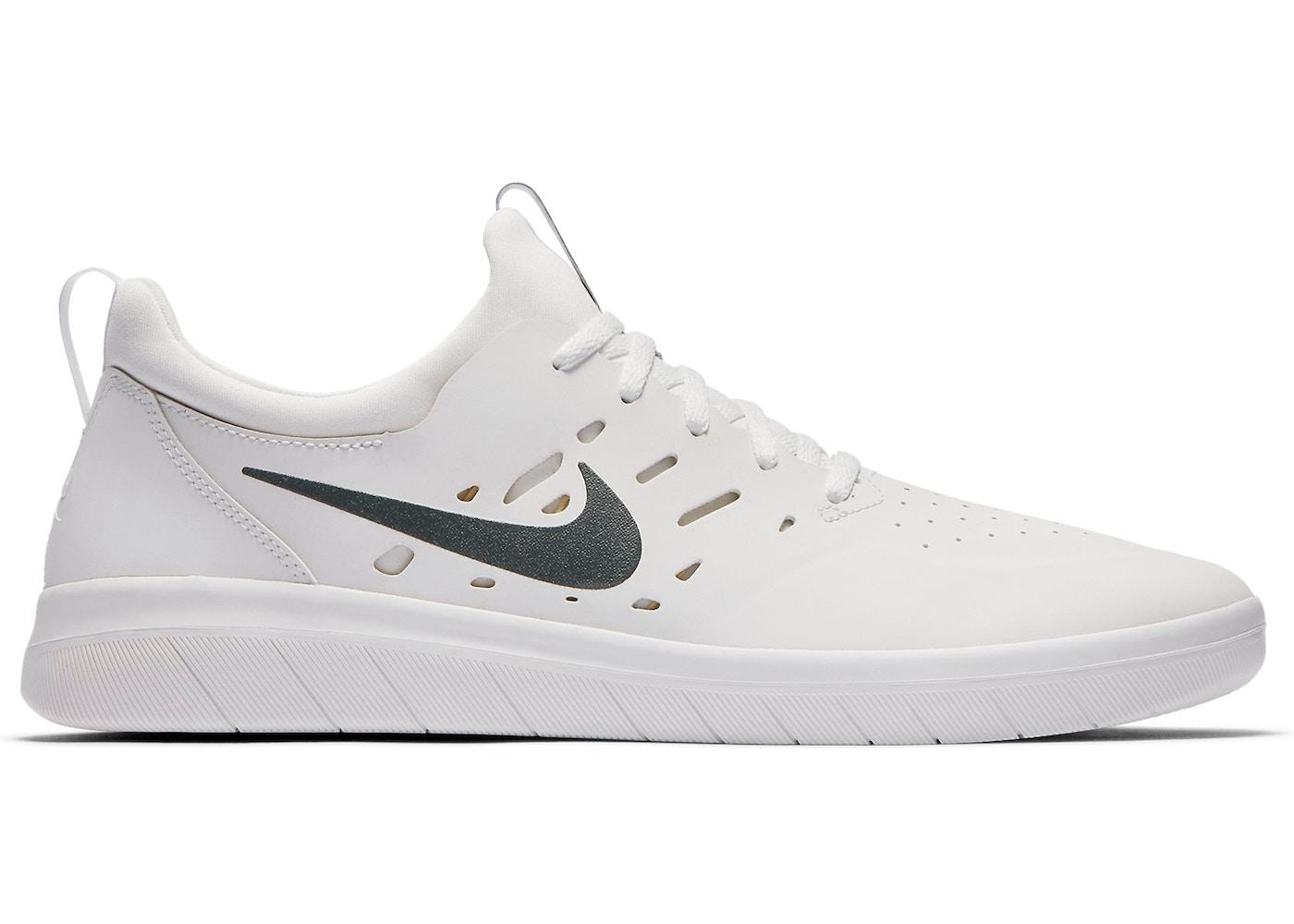 e4cdb3f1c10db HypeAnalyzer · Nike SB Nyjah White Anthracite