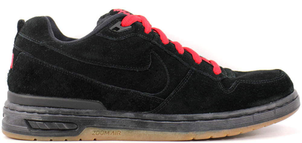 Nike SB Paul Rodriguez Black Gum (Red