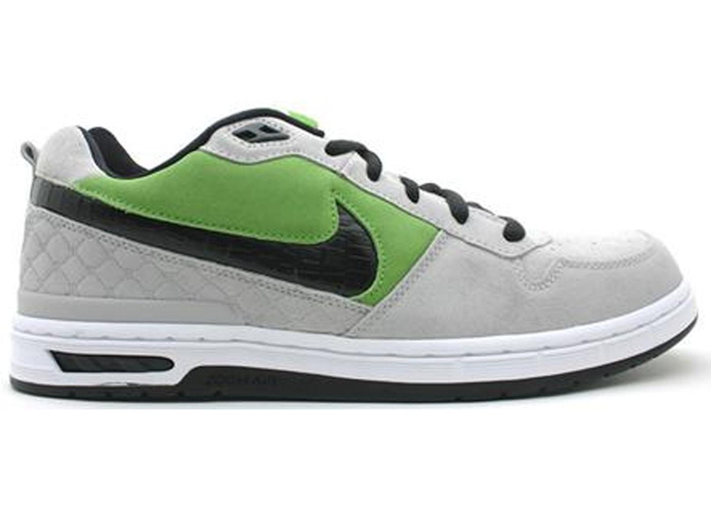 f8421d98 Nike SB Paul Rodriguez Green Bean - 310802-301
