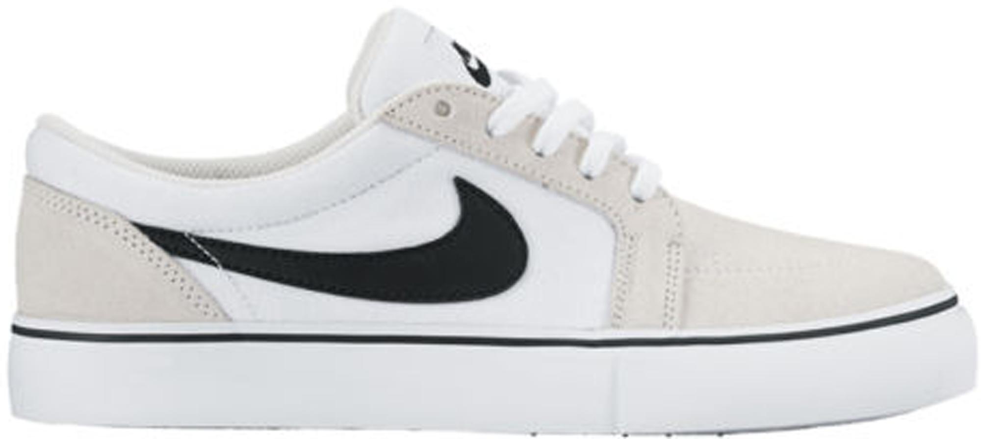 Nike SB Satire II Summit White Black