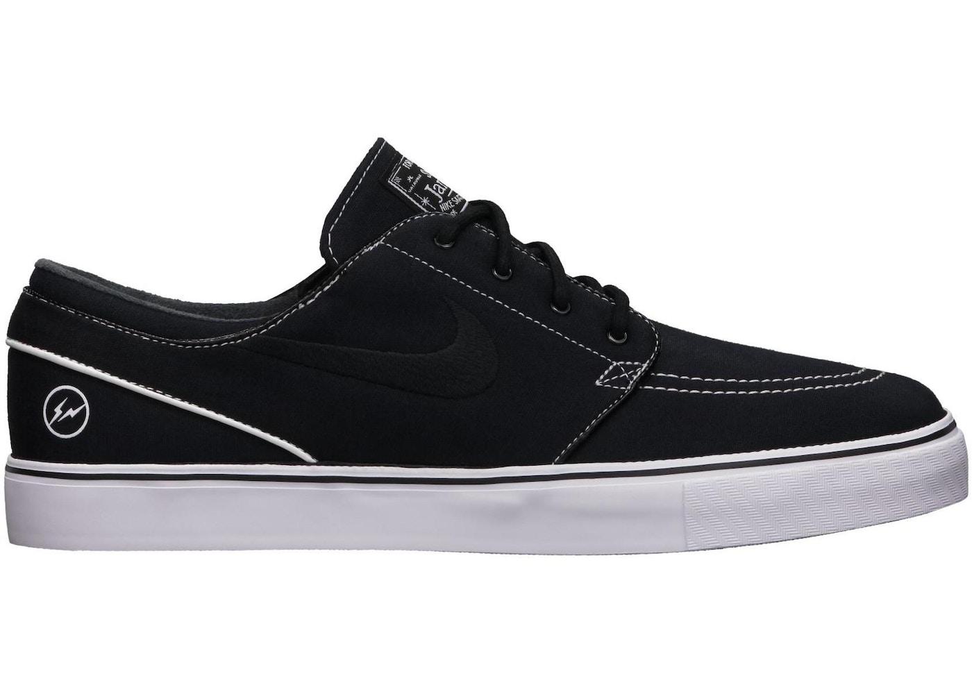 c0055102 Nike SB Stefan Janoski Fragment Black - 628982-001