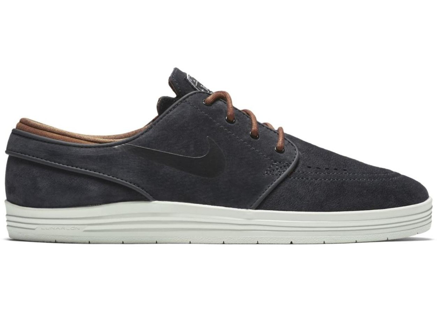 brand new 13aff 5e323 Sell. or Ask. Size 9. View All Bids. Nike SB Stefan Janoski Lunar  Anthracite Black