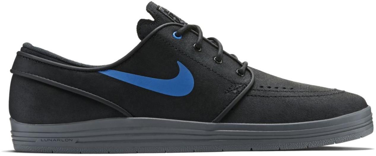 Nike SB Stefan Janoski Lunar Black Cool Grey
