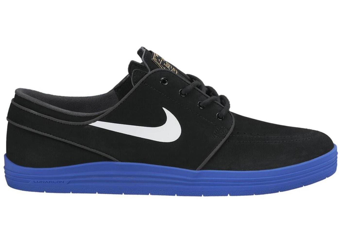 premium selection fe498 d0160 Nike SB Stefan Janoski Lunar Black Royal - 654857-014