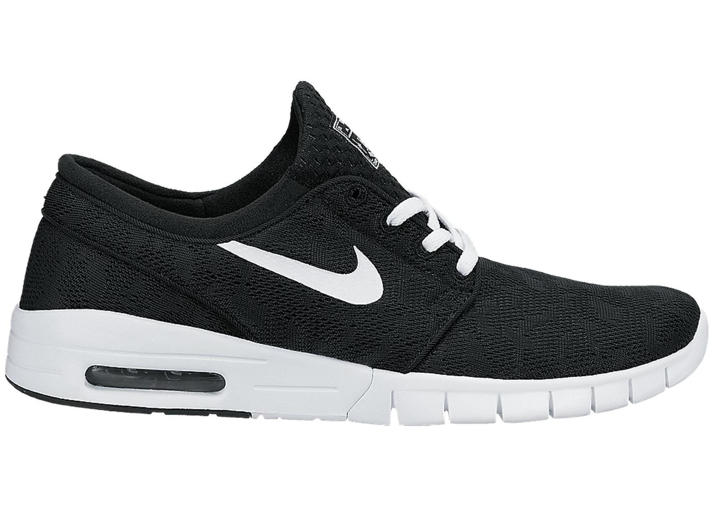1818174124 Sell. or Ask. Size: 10. View All Bids. Nike SB Stefan Janoski Max Black  White