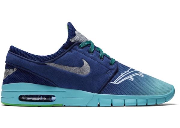 sneakers for cheap 50bb4 f4e7e Nike SB Stefan Janoski Max Doernbecher (2016)