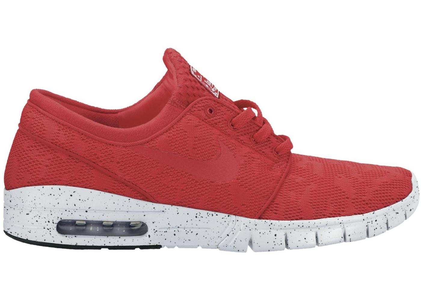 9782cbc1ad Nike SB Stefan Janoski Max Light Crimson - 631303-661