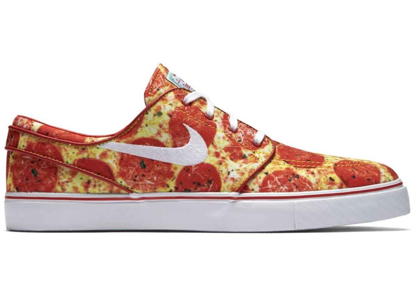 24f9cc542e Nike SB Stefan Janoski Skate Mental Pepperoni Pizza - 845711-619