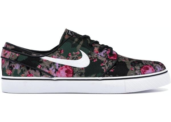 8148b1eaff3 Nike SB Stefan Janoski Zoom Digi Floral Pink (2016) - 482972-900