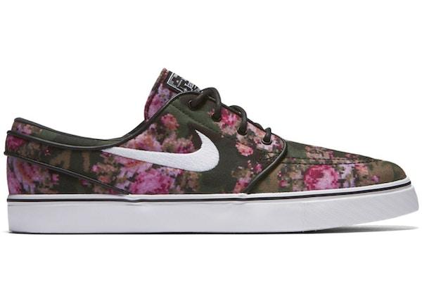 Nike SB Stefan Janoski Zoom Digi Floral Pink (2013) 24dc35fc7d