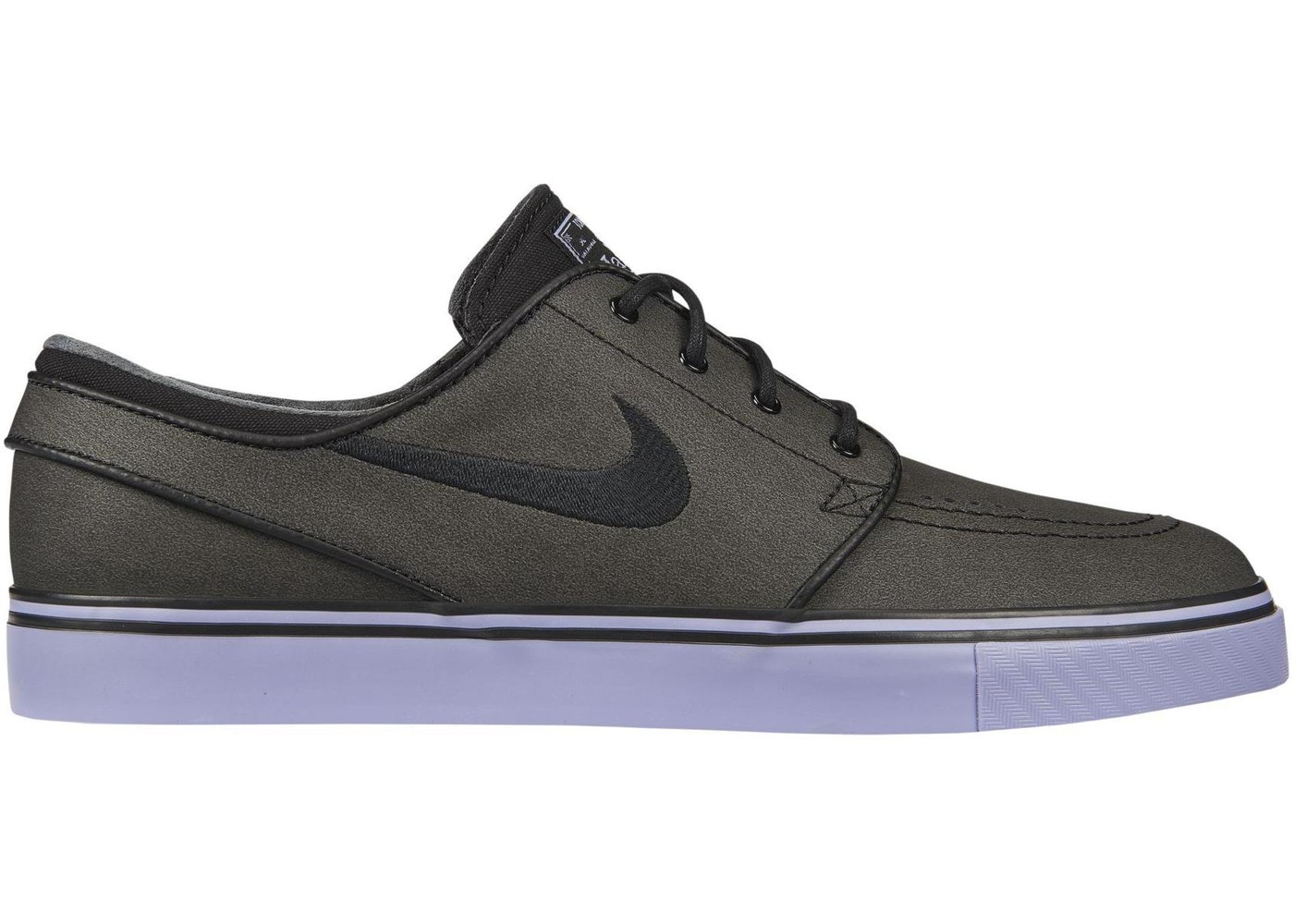 sports shoes b04d4 3b694 Sell. or Ask. Size --. View All Bids. Nike SB Stefan Janoski Zoom Leather  Iron Purple