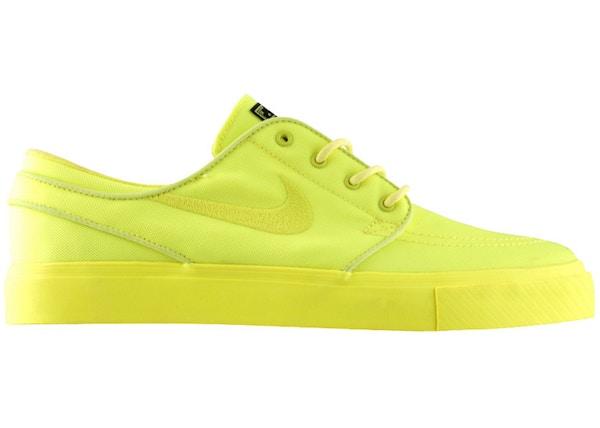 b85bd79018 Nike SB Stefan Janoski Zoom Lemon Twist - 333824-770