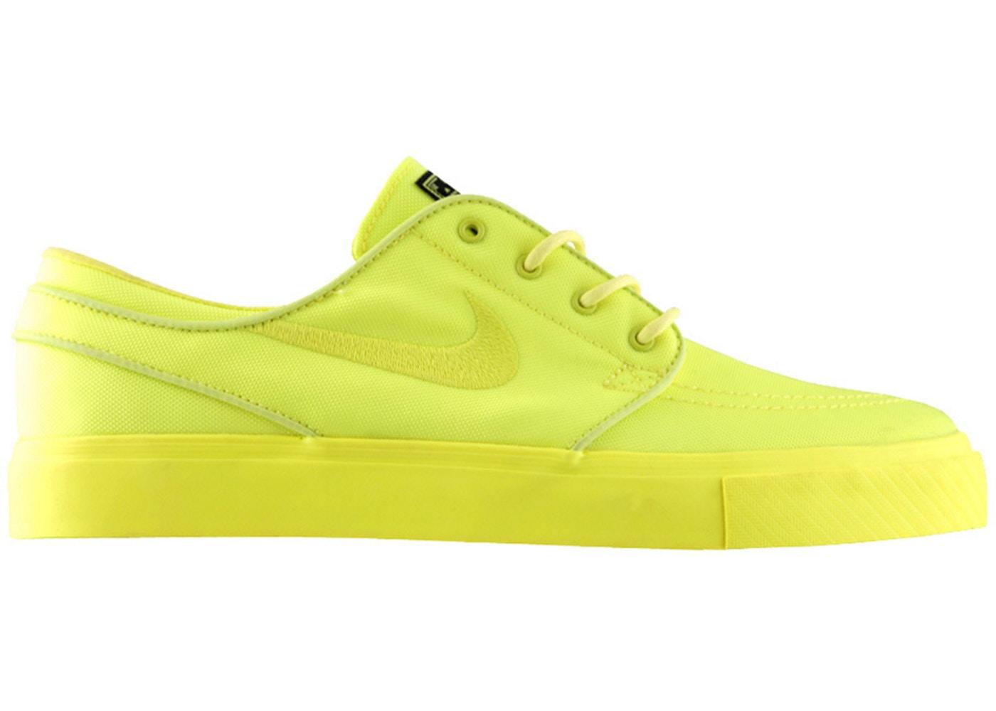 60320e8304adcf Nike SB Stefan Janoski Zoom Lemon Twist - 333824-770