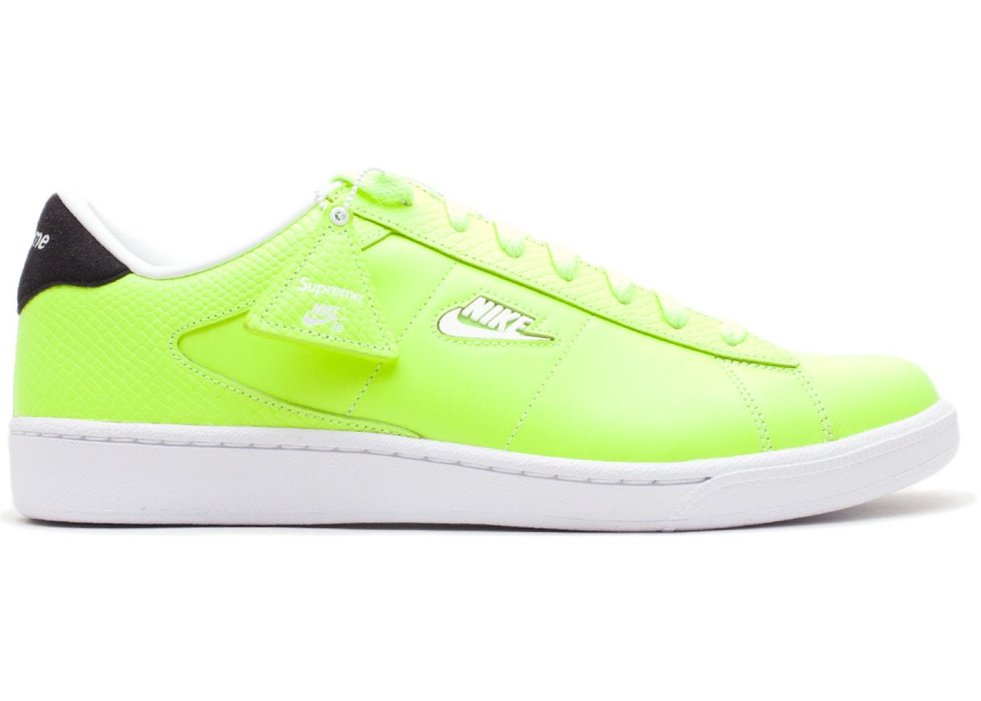 a875c9bc57d9 Nike SB Tennis Classic Supreme Volt - 556045-710