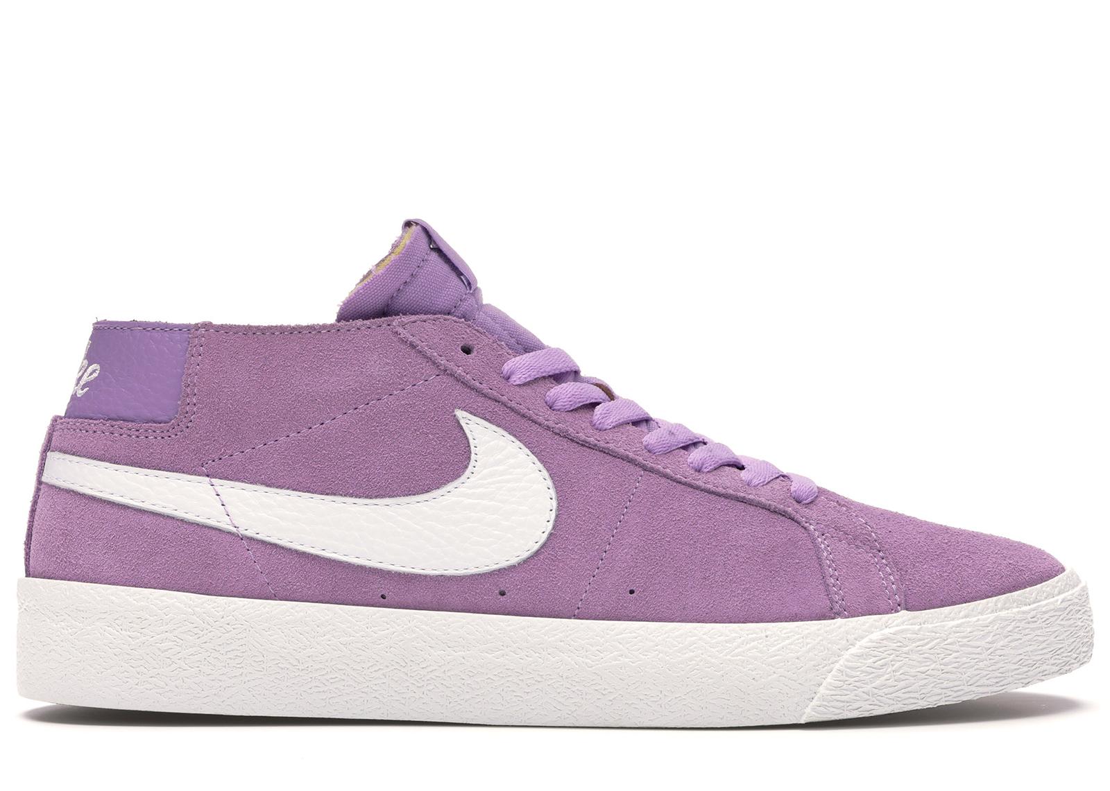 Nike SB Zoom Blazer Chukka Violet Star
