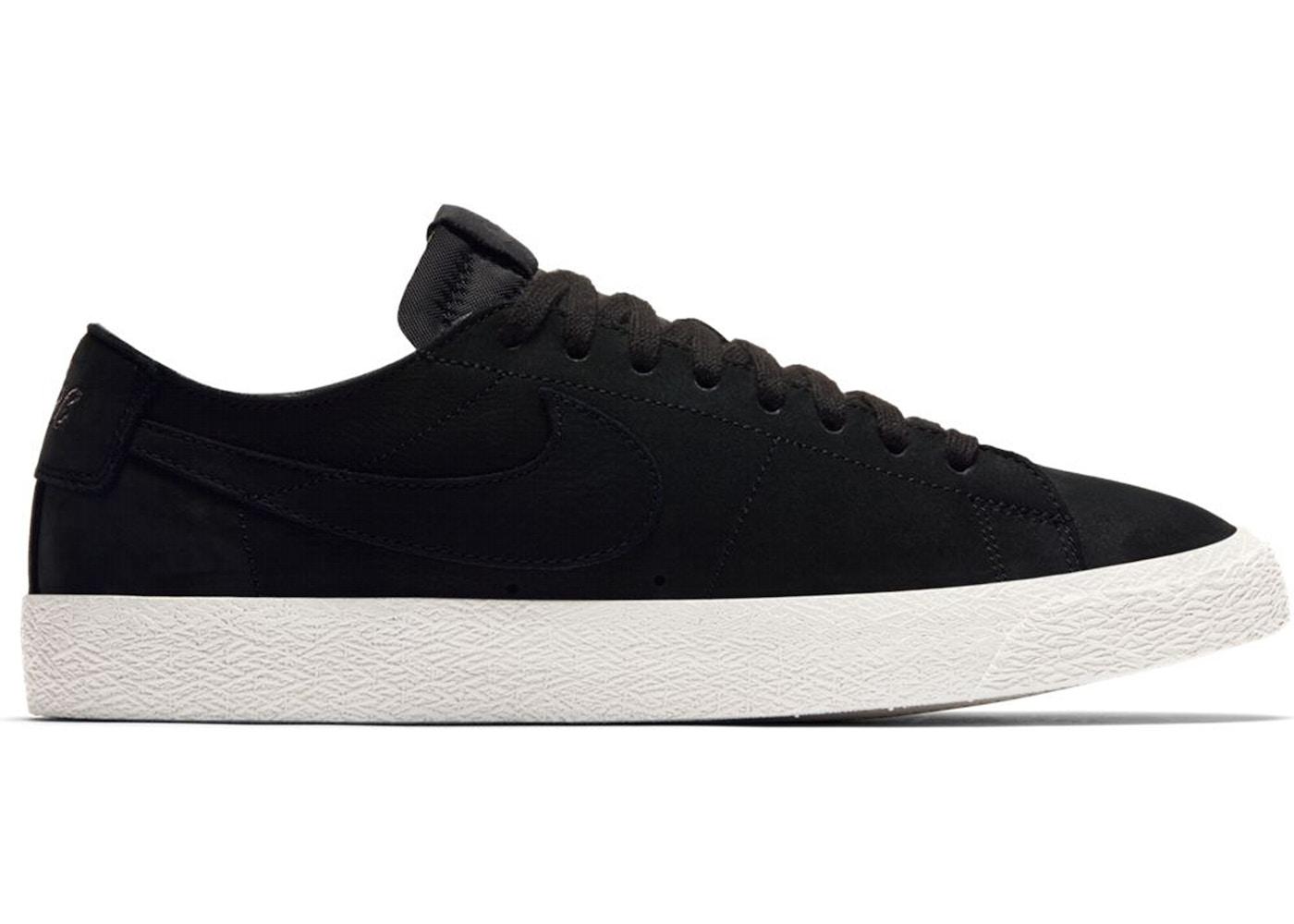 the latest 9dc20 37f10 Nike SB Zoom Blazer Low Decon Black Anthracite