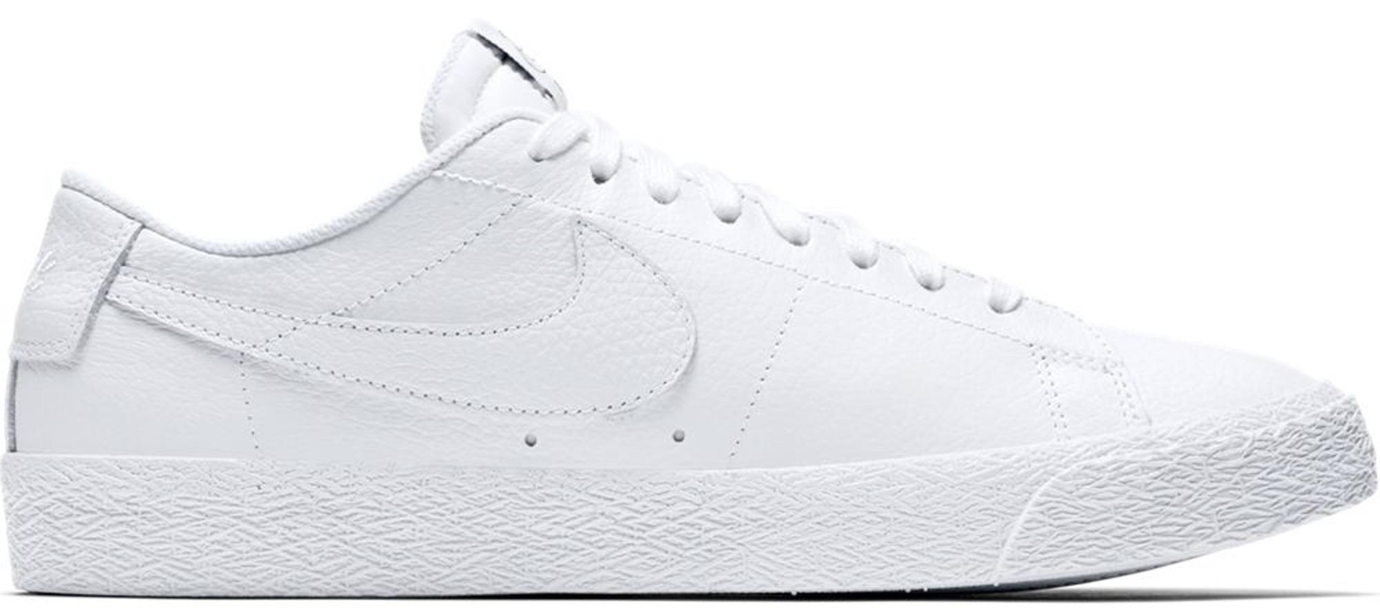 Nike SB Zoom Blazer Low NBA White