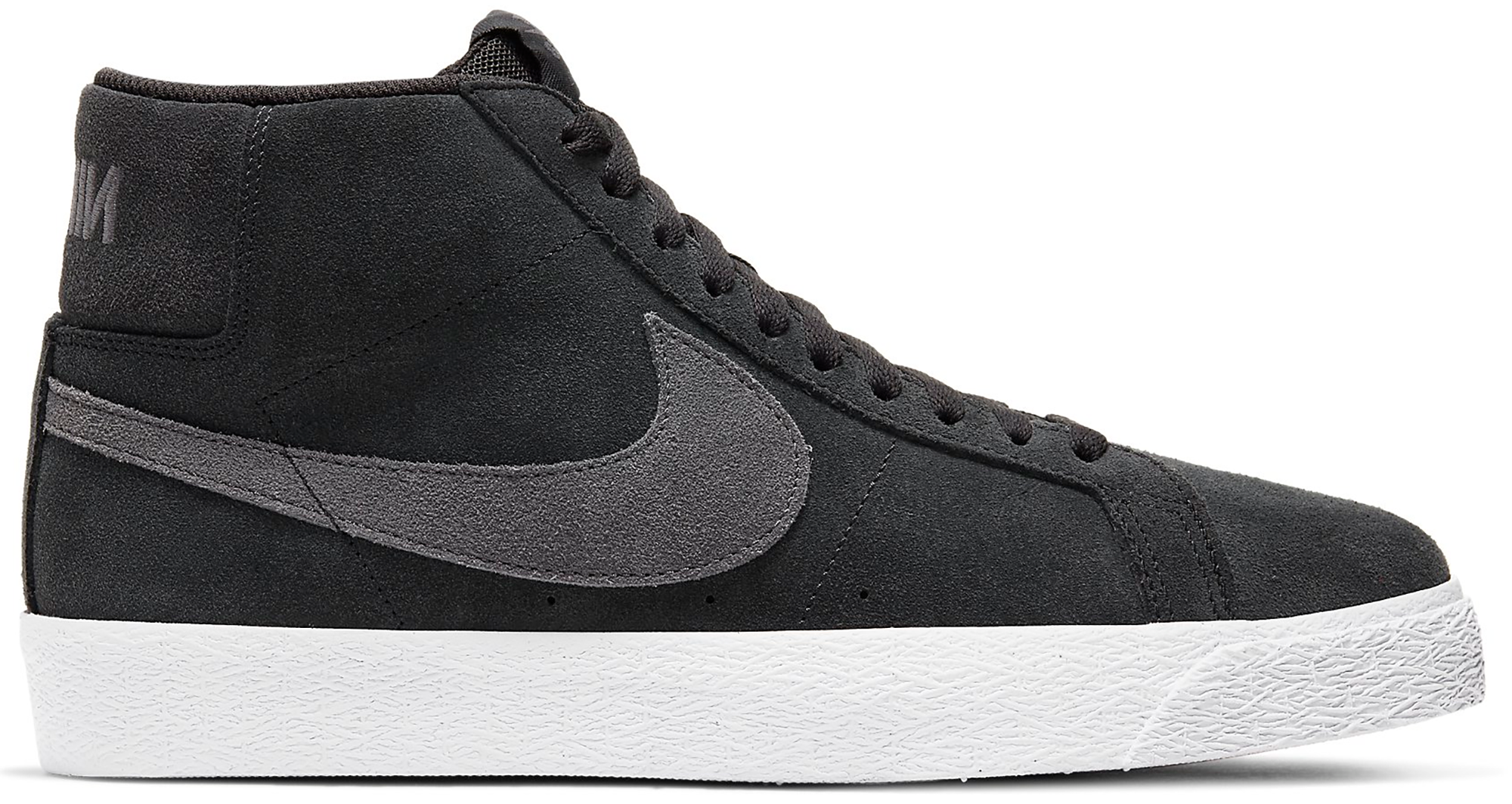 Nike SB Zoom Blazer Mid Black Wolf Grey