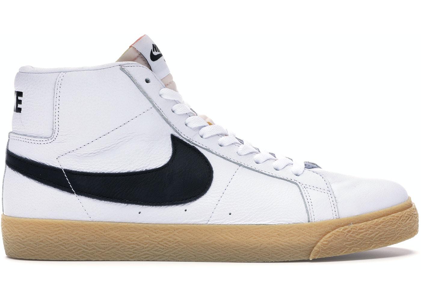 Campeonato Frank Worthley esta ahí  Nike SB Zoom Blazer Mid ISO Orange Label White Gum - CD2569-100