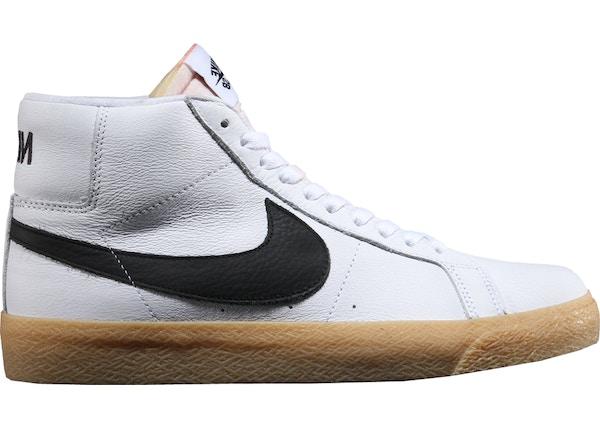 ec94d0a7b6f0 Nike SB Zoom Blazer Mid ISO Orange Label White Gum
