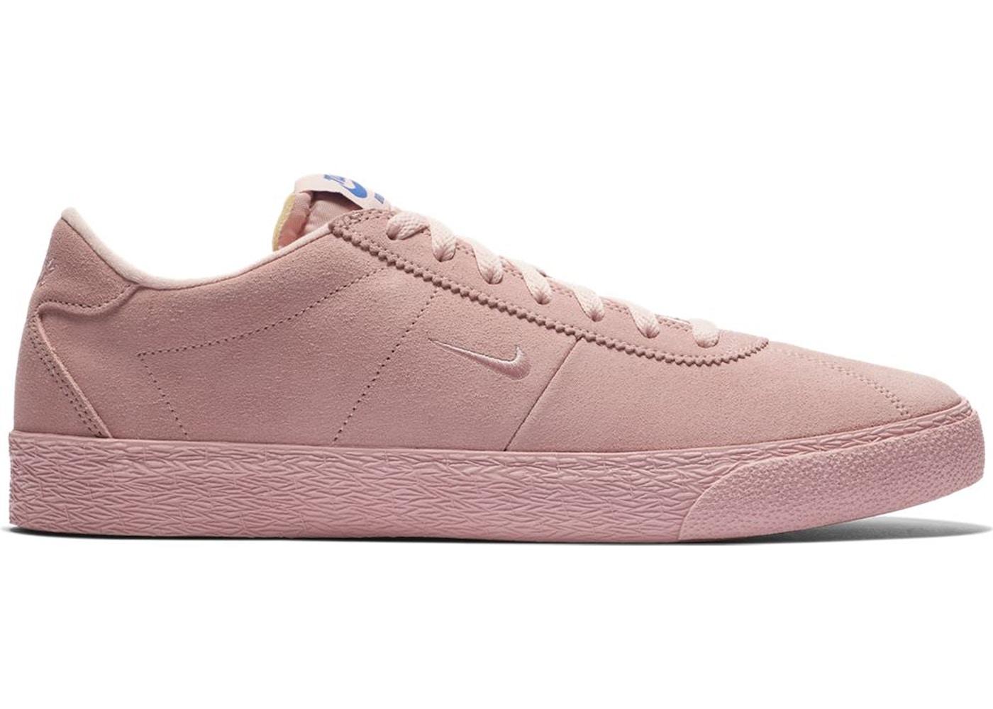 new style f4f9d 41d77 Nike SB Zoom Bruin NBA Pink