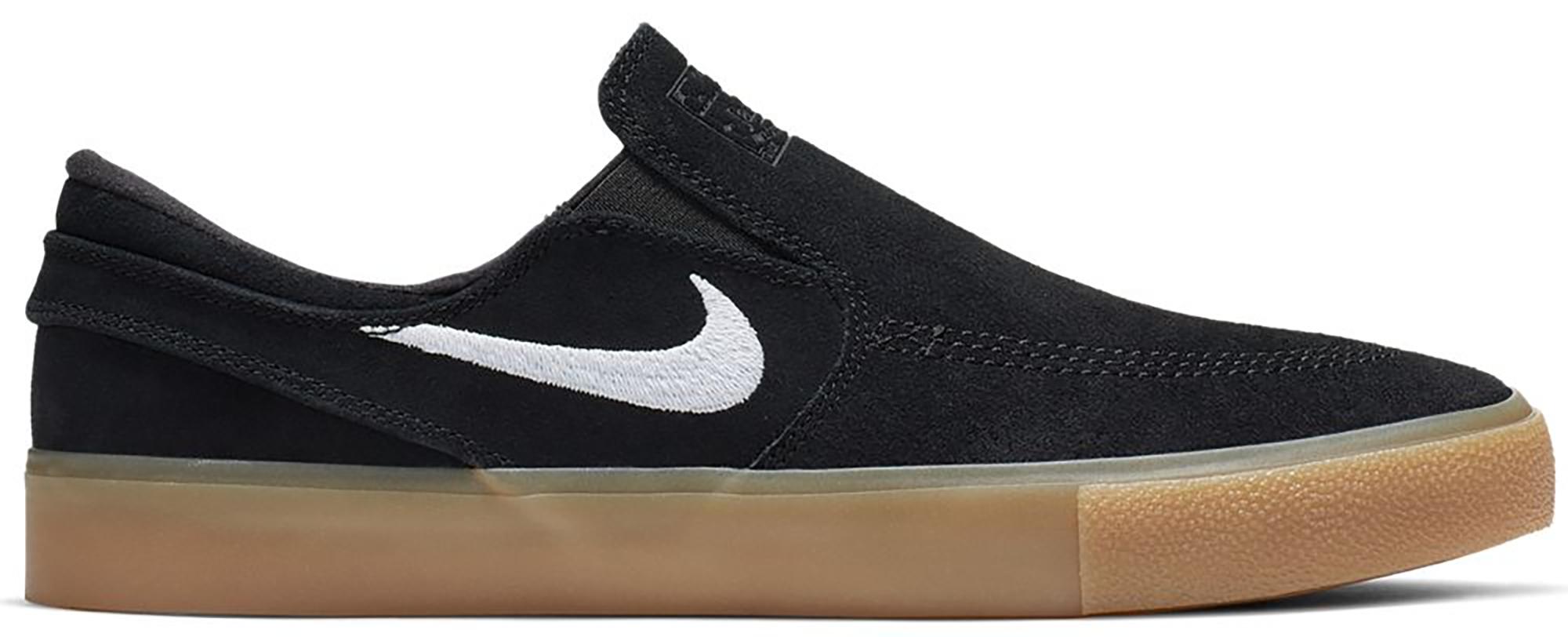 Nike SB Zoom Janoski Slip RM Black