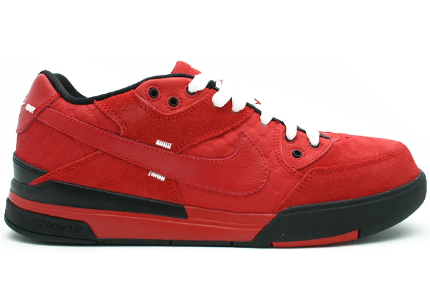 vittime Strano Avanzare  Nike SB Zoom Paul Rodriguez 3 Sport Red - 366620-661