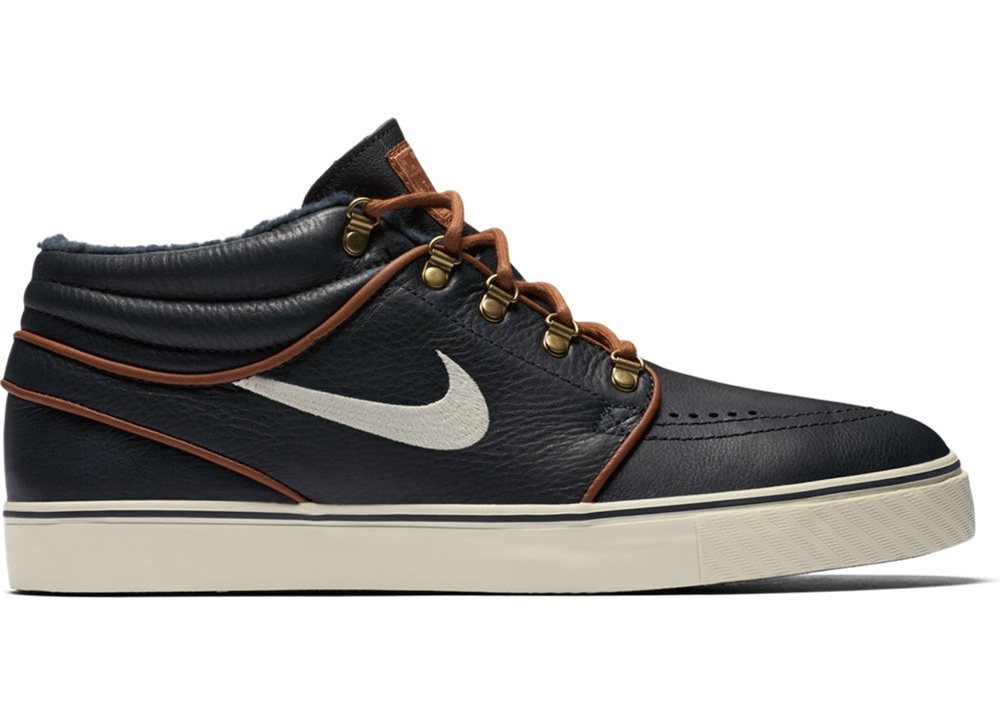 66caf59686b5 Sell. or Ask. Size --. View All Bids. Nike SB Zoom Stefan Janoski Mid  Obsidian Tan