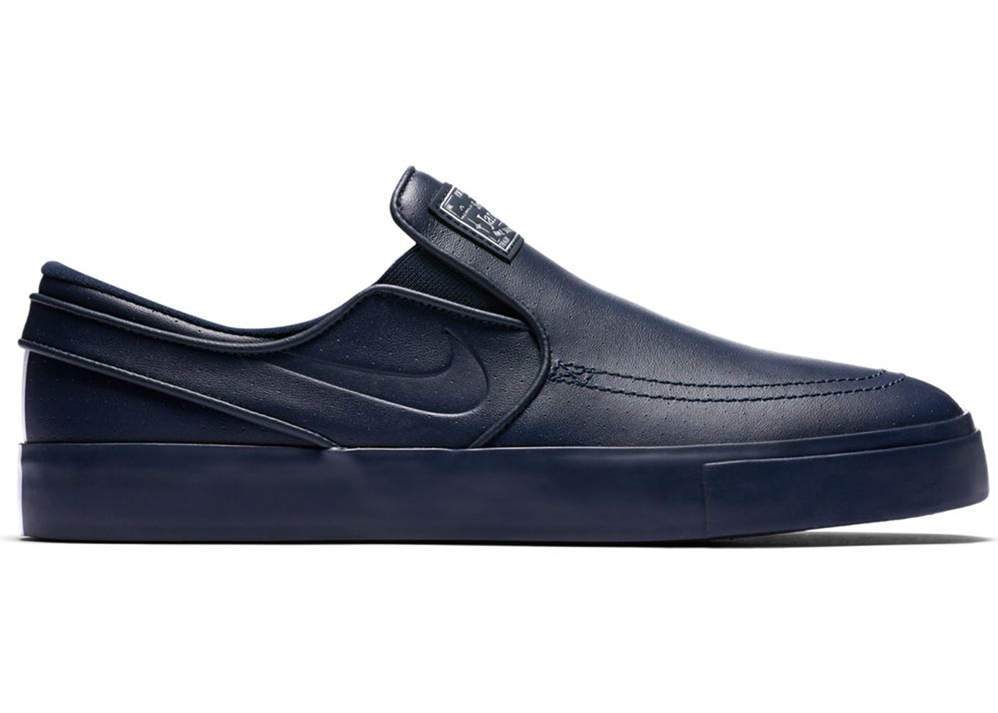 c77299539338 Sell. or Ask. Size 8. View All Bids. Nike SB Zoom Stefan Janoski Slip  Obsidian