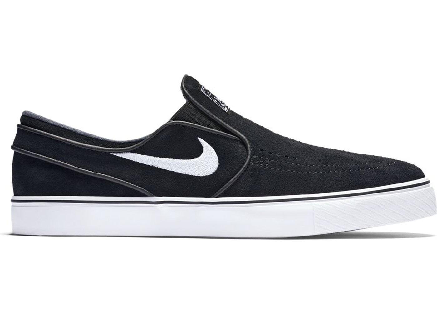 9d4132db3541 Sell. or Ask. Size  11. View All Bids. Nike SB Zoom Stefan Janoski Slip-On  Black White