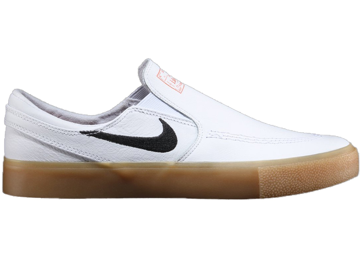 31690830bb6bb4 HypeAnalyzer · Nike SB Zoom Stefan Janoski Slip RM ISO Orange Label ...