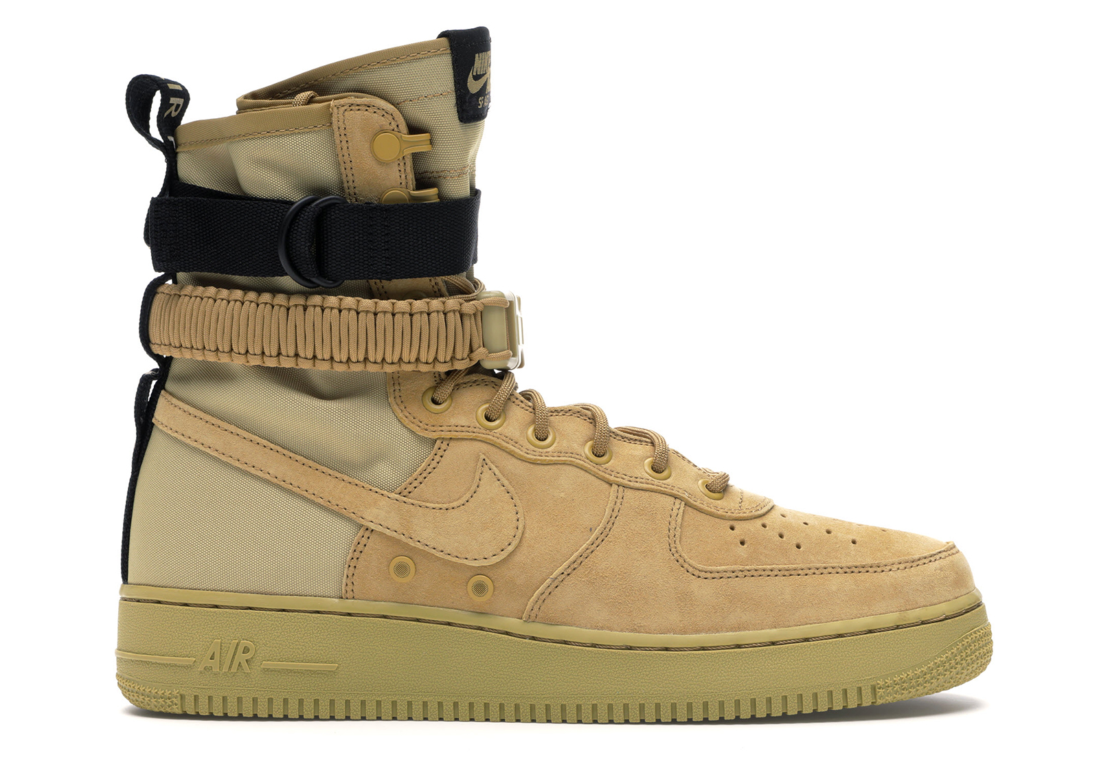 nike air force 1 sf beige
