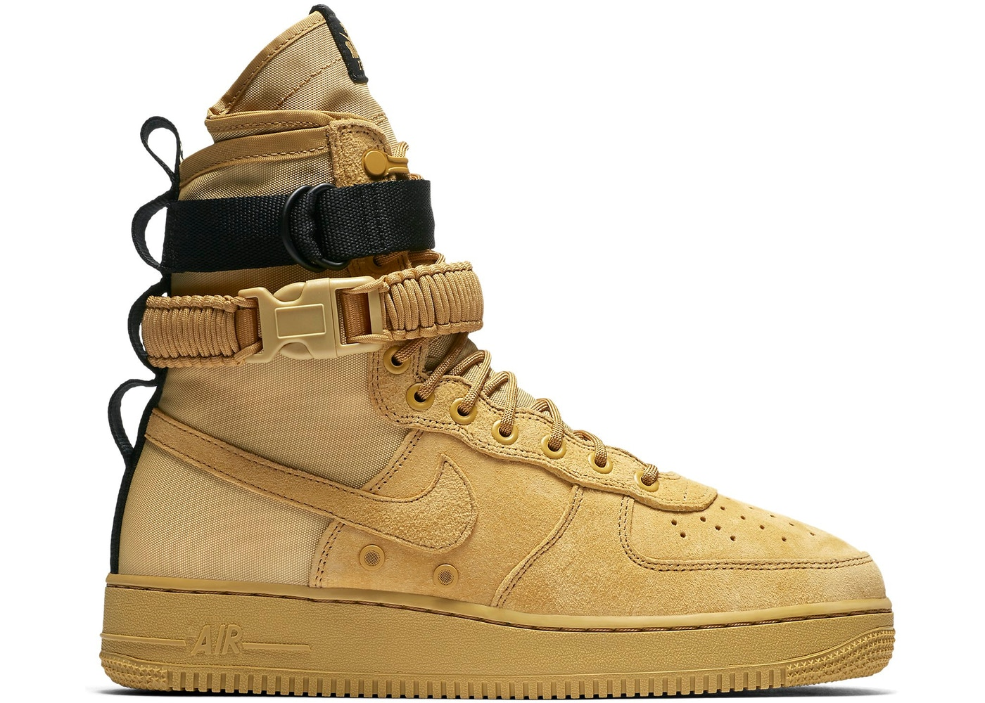 outlet store e25d1 e7a5f Sell. or Ask. Size  9.5. View All Bids. SF Air Force 1 High Club Gold